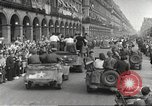 Image of French soldiers Paris France, 1944, second 19 stock footage video 65675063432