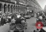 Image of French soldiers Paris France, 1944, second 22 stock footage video 65675063432
