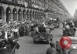 Image of French soldiers Paris France, 1944, second 23 stock footage video 65675063432