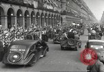 Image of French soldiers Paris France, 1944, second 24 stock footage video 65675063432