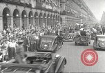 Image of French soldiers Paris France, 1944, second 25 stock footage video 65675063432