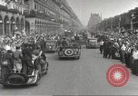 Image of French soldiers Paris France, 1944, second 26 stock footage video 65675063432