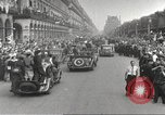 Image of French soldiers Paris France, 1944, second 28 stock footage video 65675063432