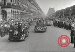 Image of French soldiers Paris France, 1944, second 29 stock footage video 65675063432