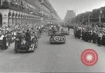 Image of French soldiers Paris France, 1944, second 30 stock footage video 65675063432