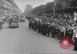 Image of French soldiers Paris France, 1944, second 32 stock footage video 65675063432