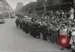 Image of French soldiers Paris France, 1944, second 33 stock footage video 65675063432