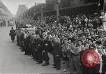 Image of French soldiers Paris France, 1944, second 34 stock footage video 65675063432