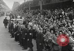 Image of French soldiers Paris France, 1944, second 35 stock footage video 65675063432
