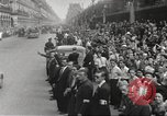 Image of French soldiers Paris France, 1944, second 37 stock footage video 65675063432