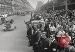 Image of French soldiers Paris France, 1944, second 38 stock footage video 65675063432