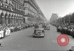 Image of French soldiers Paris France, 1944, second 40 stock footage video 65675063432