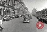Image of French soldiers Paris France, 1944, second 41 stock footage video 65675063432