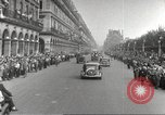 Image of French soldiers Paris France, 1944, second 42 stock footage video 65675063432