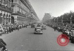 Image of French soldiers Paris France, 1944, second 43 stock footage video 65675063432