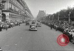 Image of French soldiers Paris France, 1944, second 44 stock footage video 65675063432