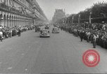 Image of French soldiers Paris France, 1944, second 46 stock footage video 65675063432