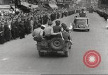 Image of French soldiers Paris France, 1944, second 49 stock footage video 65675063432