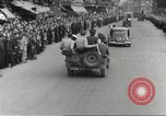 Image of French soldiers Paris France, 1944, second 50 stock footage video 65675063432