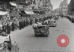 Image of French soldiers Paris France, 1944, second 52 stock footage video 65675063432