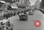 Image of French soldiers Paris France, 1944, second 53 stock footage video 65675063432