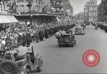Image of French soldiers Paris France, 1944, second 56 stock footage video 65675063432