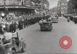 Image of French soldiers Paris France, 1944, second 57 stock footage video 65675063432