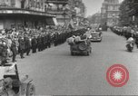 Image of French soldiers Paris France, 1944, second 58 stock footage video 65675063432