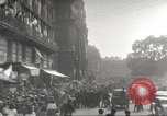 Image of French soldiers Paris France, 1944, second 61 stock footage video 65675063432
