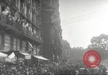 Image of French soldiers Paris France, 1944, second 62 stock footage video 65675063432