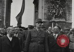 Image of Charles De Gaulle Paris France, 1944, second 60 stock footage video 65675063433