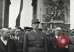 Image of Charles De Gaulle Paris France, 1944, second 61 stock footage video 65675063433