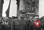 Image of Charles De Gaulle Paris France, 1944, second 62 stock footage video 65675063433