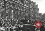 Image of Charles De Gaulle Paris France, 1944, second 18 stock footage video 65675063435