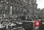 Image of Charles De Gaulle Paris France, 1944, second 19 stock footage video 65675063435