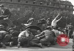 Image of Charles De Gaulle Paris France, 1944, second 37 stock footage video 65675063435