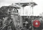 Image of Procession with decorated elephant Bombay India, 1932, second 12 stock footage video 65675063442