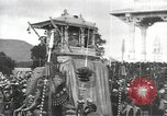 Image of Procession with decorated elephant Bombay India, 1932, second 15 stock footage video 65675063442