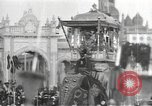 Image of Procession with decorated elephant Bombay India, 1932, second 20 stock footage video 65675063442