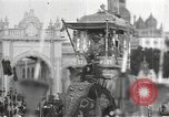 Image of Procession with decorated elephant Bombay India, 1932, second 22 stock footage video 65675063442