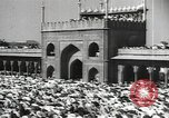 Image of Procession with decorated elephant Bombay India, 1932, second 36 stock footage video 65675063442