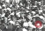 Image of Procession with decorated elephant Bombay India, 1932, second 49 stock footage video 65675063442