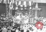 Image of Procession with decorated elephant Bombay India, 1932, second 60 stock footage video 65675063442