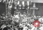 Image of Procession with decorated elephant Bombay India, 1932, second 61 stock footage video 65675063442