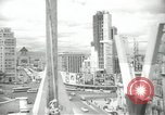 Image of traffic on streets Mexico City Mexico, 1944, second 10 stock footage video 65675063454