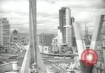 Image of traffic on streets Mexico City Mexico, 1944, second 11 stock footage video 65675063454