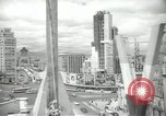 Image of traffic on streets Mexico City Mexico, 1944, second 12 stock footage video 65675063454