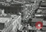 Image of traffic on streets Mexico City Mexico, 1944, second 23 stock footage video 65675063454
