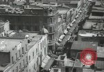 Image of traffic on streets Mexico City Mexico, 1944, second 24 stock footage video 65675063454