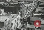 Image of traffic on streets Mexico City Mexico, 1944, second 25 stock footage video 65675063454